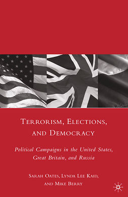 Berry, Mike - Terrorism, Elections, and Democracy, e-bok