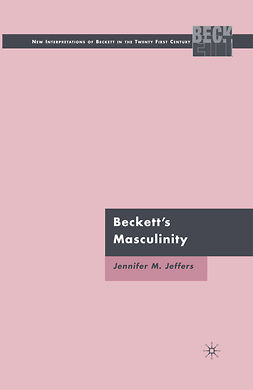 Jeffers, Jennifer M. - Beckett's Masculinity, ebook