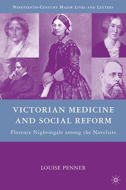 Penner, Louise - Victorian Medicine and Social Reform, ebook