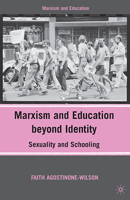 Agostinone-Wilson, Faith - Marxism and Education beyond Identity, ebook