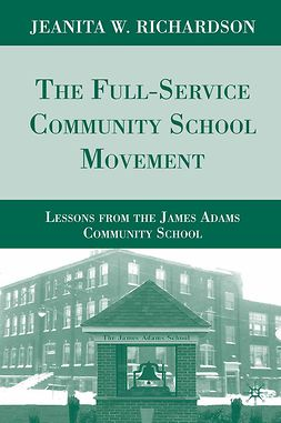 Richardson, Jeanita W. - The Full-Service Community School Movement, ebook