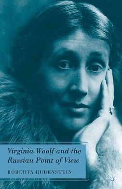 Rubenstein, Roberta - Virginia Woolf and the Russian Point of View, ebook