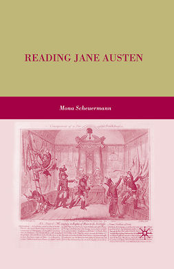 Scheuermann, Mona - Reading Jane Austen, ebook