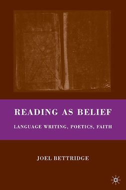 Bettridge, Joel - Reading as Belief, ebook