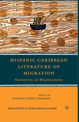 Rosario, Vanessa Pérez - Hispanic Caribbean Literature of Migration, ebook
