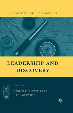 Goethals, George R. - Leadership and Discovery, e-bok