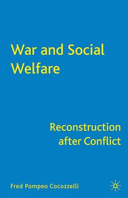 Cocozzelli, Fred Pompeo - War and Social Welfare, ebook