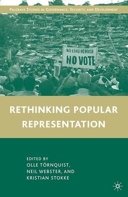 Stokke, Kristian - Rethinking Popular Representation, ebook