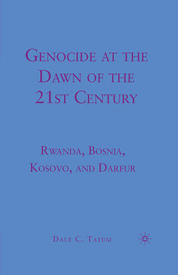 Tatum, Dale C. - Genocide at the Dawn of the Twenty-First Century, ebook