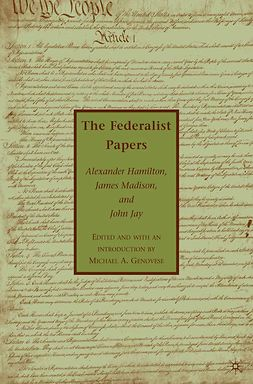 Hamilton, Alexander - The Federalist Papers, ebook