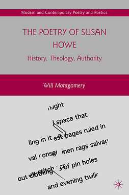 Montgomery, Will - The Poetry of Susan Howe, ebook