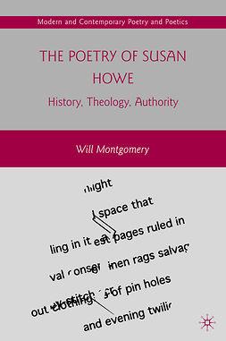 Montgomery, Will - The Poetry of Susan Howe, e-kirja