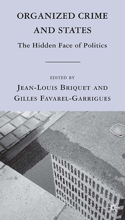 Briquet, Jean-Louis - Organized Crime and States, e-bok