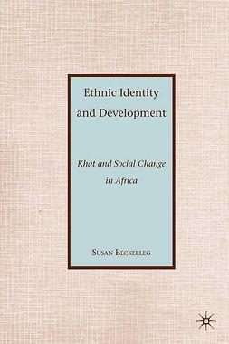 Beckerleg, Susan - Ethnic Identity and Development, ebook