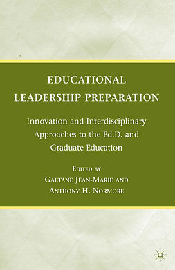 Jean-Marie, Gaetane - Educational Leadership Preparation, ebook