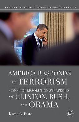 Feste, Karen A. - America Responds to Terrorism, ebook