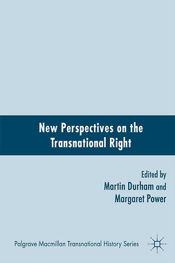 Durham, Martin - New Perspectives on the Transnational Right, e-bok