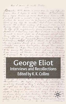 Collins, K. K. - George Eliot, e-kirja