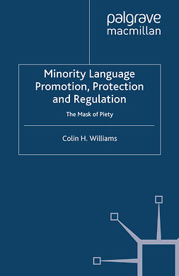 Williams, Colin H. - Minority Language Promotion, Protection and Regulation, ebook
