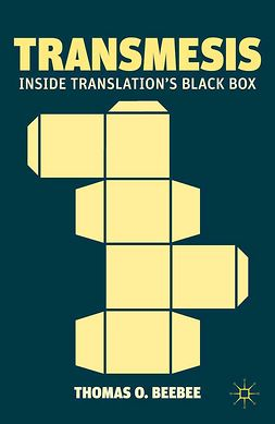 Beebee, Thomas O. - Transmesis, ebook