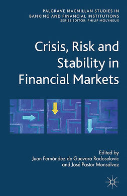 Monsálvez, José Manuel Pastor - Crisis, Risk and Stability in Financial Markets, e-bok