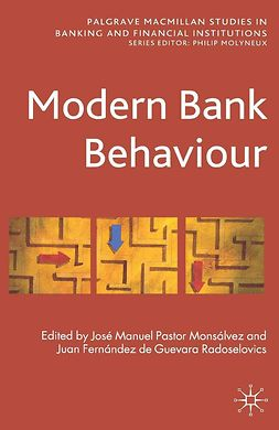 Monsálvez, José Manuel Pastor - Modern Bank Behaviour, e-bok