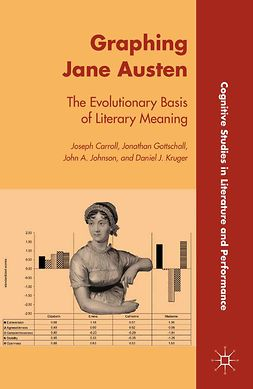 Carroll, Joseph - Graphing Jane Austen, ebook
