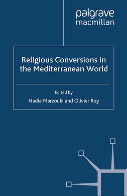 Marzouki, Nadia - Religious Conversions in the Mediterranean World, ebook