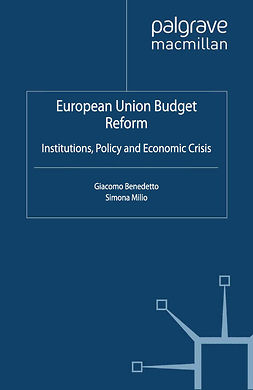 Benedetto, Giacomo - European Union Budget Reform, ebook