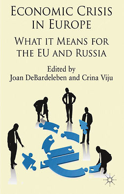 DeBardeleben, Joan - Economic Crisis in Europe, ebook