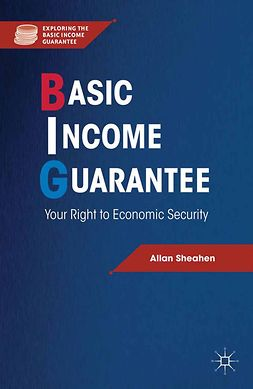 Sheahen, Allan - Basic Income Guarantee, ebook