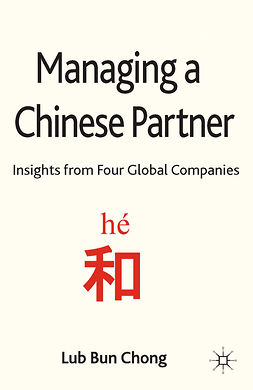 Chong, Lub Bun - Managing a Chinese Partner, ebook