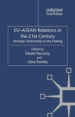 Novotny, Daniel - EU-ASEAN Relations in the 21st Century, e-kirja