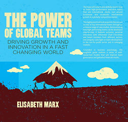 Marx, Elisabeth - The Power of Global Teams, ebook