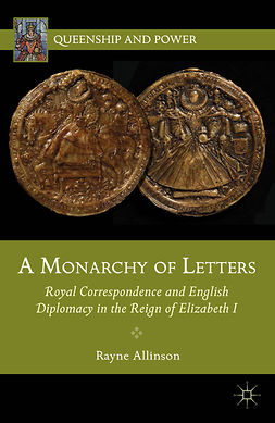 Allinson, Rayne - A Monarchy of Letters, ebook