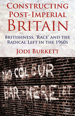 Burkett, Jodi - Constructing Post-Imperial Britain, ebook