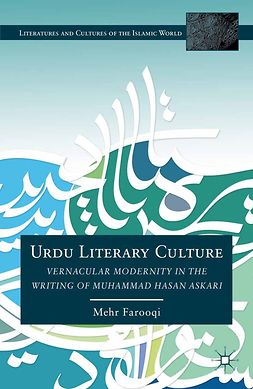 Farooqi, Mehr Afshan - Urdu Literary Culture, ebook