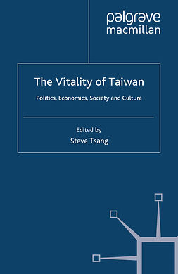 Tsang, Steve - The Vitality of Taiwan, e-kirja