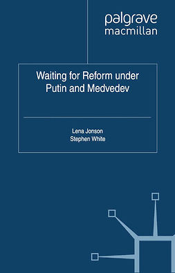 Jonson, Lena - Waiting for Reform under Putin and Medvedev, ebook