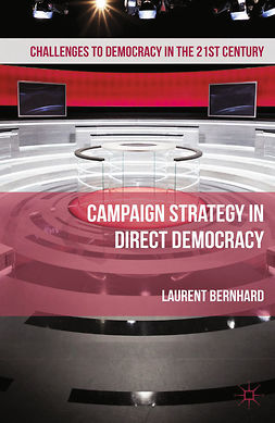 Bernhard, Laurent - Campaign Strategy in Direct Democracy, ebook