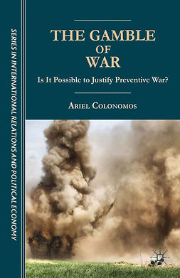 Colonomos, Ariel - The Gamble of War, ebook