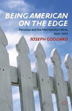 Goddard, Joseph - Being American on the Edge, ebook