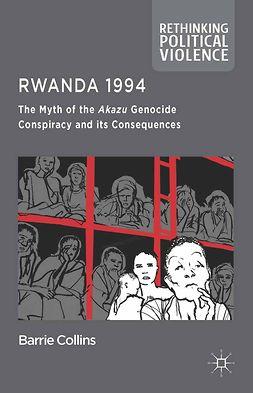 Collins, Barrie - Rwanda 1994, ebook