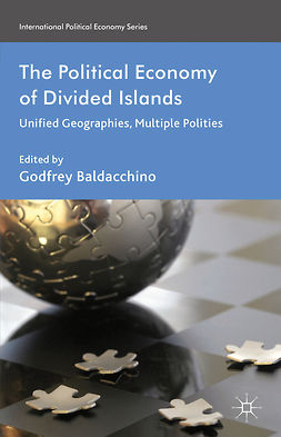 Baldacchino, Godfrey - The Political Economy of Divided Islands, e-bok