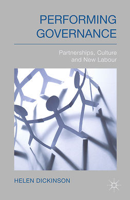 Dickinson, Helen - Performing Governance, ebook