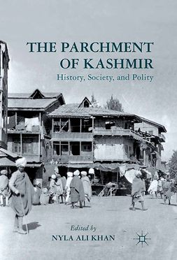 Khan, Nyla Ali - The Parchment of Kashmir, ebook