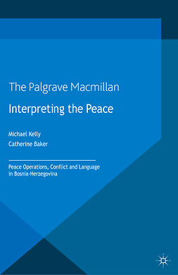 Baker, Catherine - Interpreting the Peace, ebook
