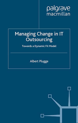 Plugge, Albert - Managing Change in IT Outsourcing, ebook
