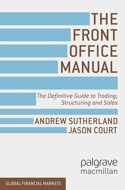 Court, Jason - The Front Office Manual, e-bok