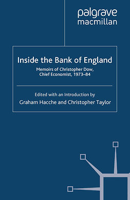 Hacche, Graham - Inside the Bank of England, e-kirja